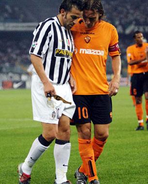Retour sur les liens entre Totti et Del Piero