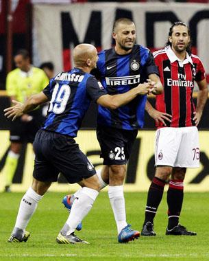 Milan en reconstruction : le derby !