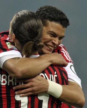 Ibrahimovic et Thiago Silva, affaire risquée pour Milan