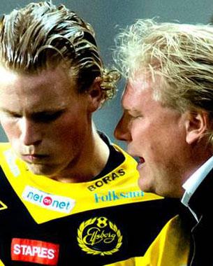 Interview avec Jörgen Lennartsson, entraîneur d'Elfsborg