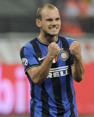 Inter : Sneijder est-il encore le bienvenu ?