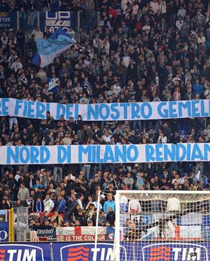 Lazio-Inter, les frères de la Serie A