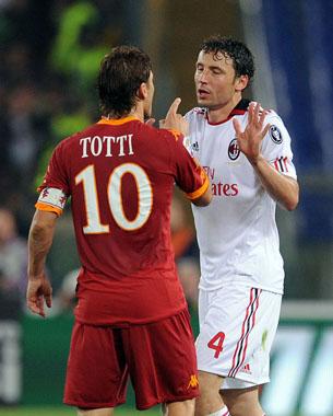 AS Roma – AC Milan, le temps de la reconquête