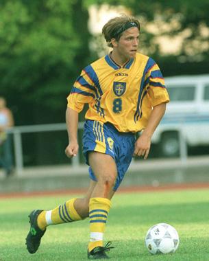 Anders Svensson, l'indispensable nouveau recordman